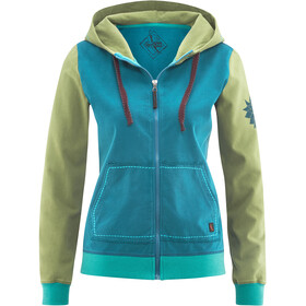 Red Chili Bege Zip Hoody Women pacific